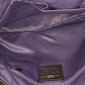 Coach Bags - Coach Poppy zip tote